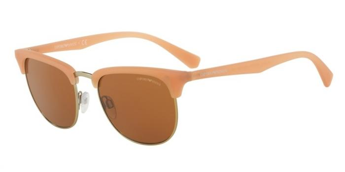 Gafas de sol Emporio Armani EA4072 550173 MATTE OPAL HONEY - BROWN