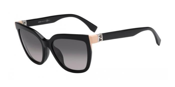 Gafas de sol Fendi FF 0128/S THE FENDISTA 29A (EU) SHN BLACK /