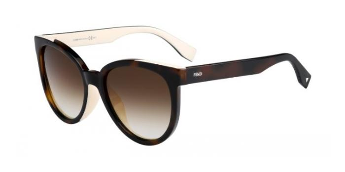 Gafas de sol Fendi FF 0184/F/S COLOR FLASH ASIAN FIT MIY (CC) /
