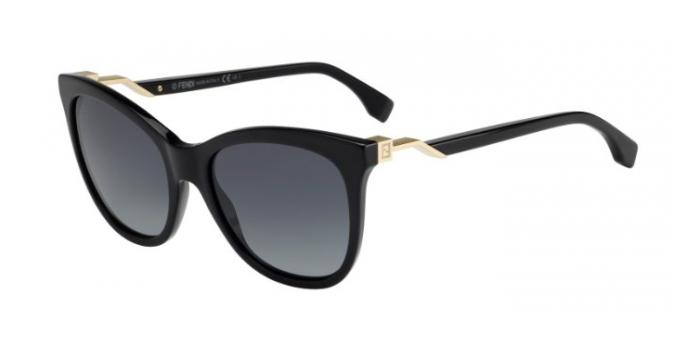 Gafas de sol Fendi FF 0200/S 807 (HD) BLACK /