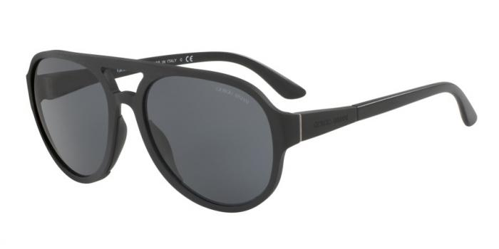 Gafas de sol Giorgio Armani AR6037 315287 BRUSHED BLACK - GREY GRADIENT