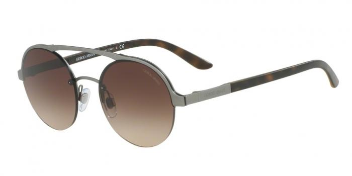 Gafas de sol Giorgio Armani AR6045 317213 MATTE BRUSHED - BROWN GRADIENT
