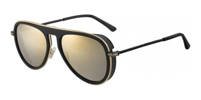 Gafas de sol Jimmy Choo CARL/S 807 (K1) BLACK - GOLD SP