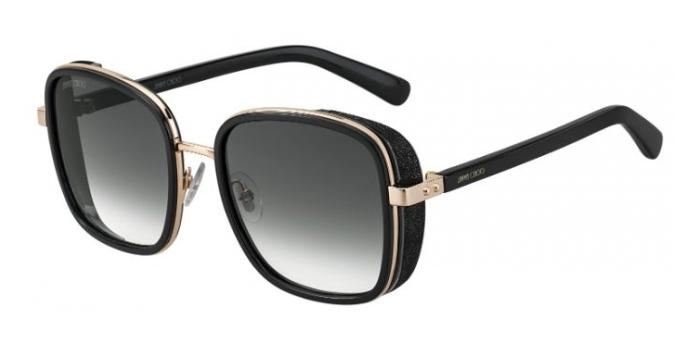 Gafas de sol Jimmy Choo ELVA/S 2M2 (9O) BLK GOLD - DARK GREY SF