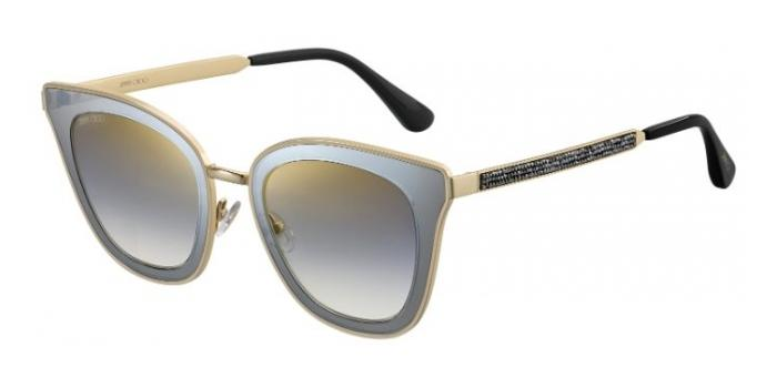 Gafas de sol Jimmy Choo LORY/S 2M2 (FQ) BLK GOLD - GREY SF GD SP