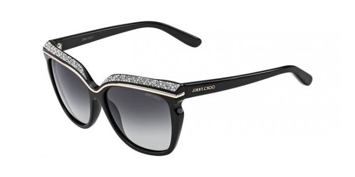Gafas de sol Jimmy Choo SOPHIA/S 807 (HD) BLACK / GREY SF