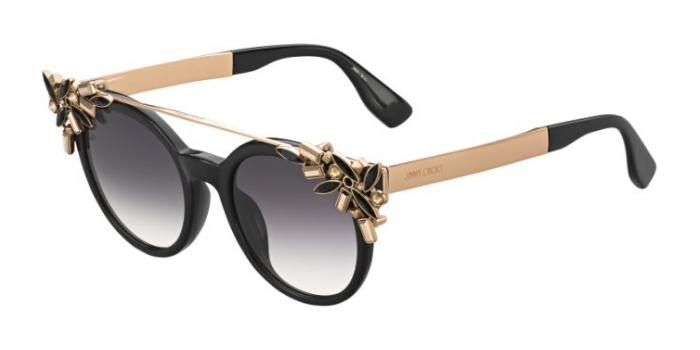 Gafas de sol Jimmy Choo VIVY/S 06K (9C) BLACK GOLD / GREY GRADIENT