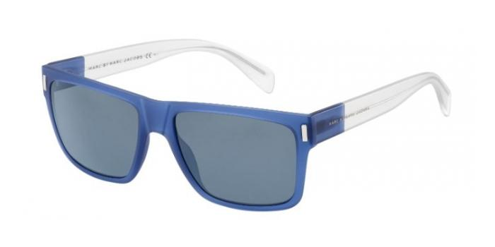 Gafas de sol Marc by Marc Jacobs MMJ 468/S B48 (72) BLUE CRY - BLUE