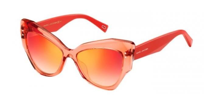 Gafas de sol Marc Jacobs MARC 116/S 26X (2T) ORANGE / RED ML SF
