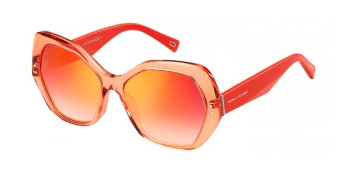 Gafas de sol Marc Jacobs MARC 117/S 26X (2T) ORANGE / RED ML SF