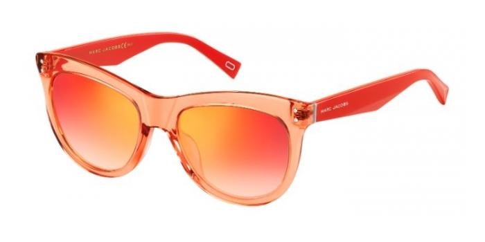 Gafas de sol Marc Jacobs MARC 118/S 26X (2T) ORANGE / RED ML SF