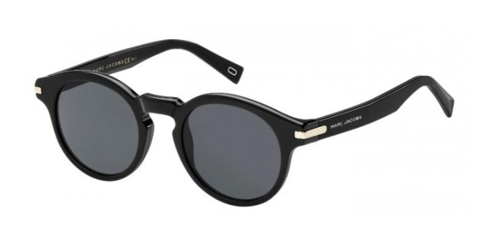 Gafas de sol Marc Jacobs MARC 184/S 807 (IR) BLACK / GREY BLUE