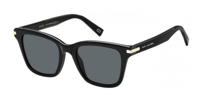 Gafas de sol Marc Jacobs MARC 218/S 807 (IR) BLACK / GREY BLUE