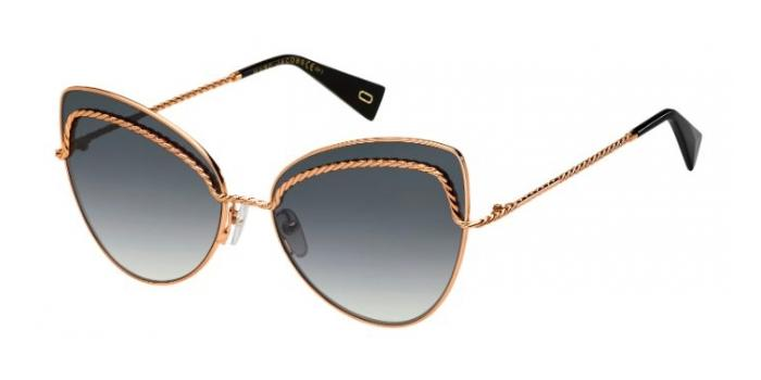 Gafas de sol Marc Jacobs MARC 255/S DDB (9O) GOLD COPP - DARK GREY SF