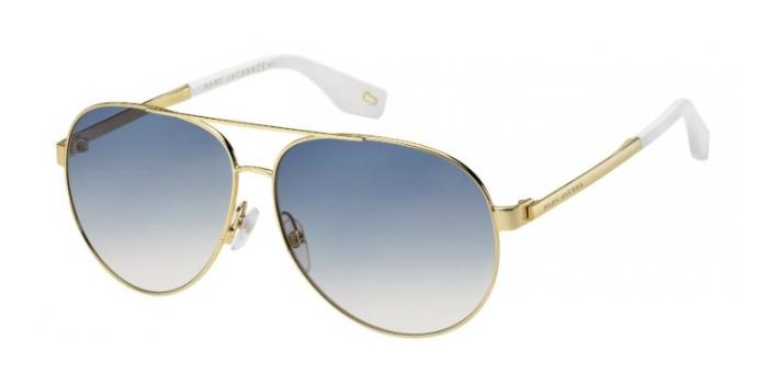 Gafas de sol Marc Jacobs MARC 305/S 24S (1V) GOLD WHTE - BLUE SF GD SP