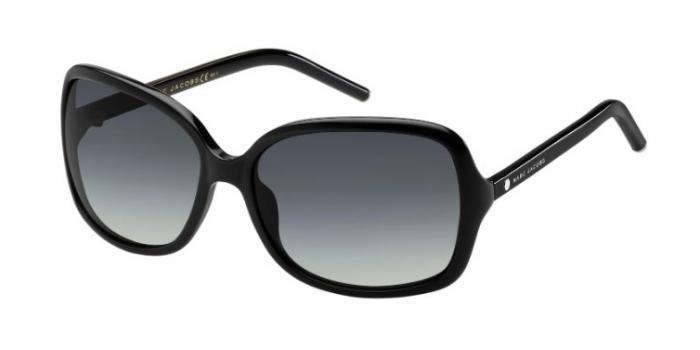 Gafas de sol Marc Jacobs MARC 68/S 807 (HD) BLACK - GREY SF