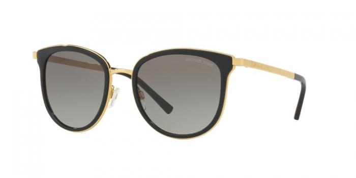 Gafas de sol Michael Kors MK1010 110011 BLACK/GOLD - GREY GRADIENT