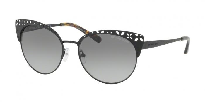 Gafas de sol Michael Kors MK1023 117411 SATIN BLACK - GREY GRADIENT