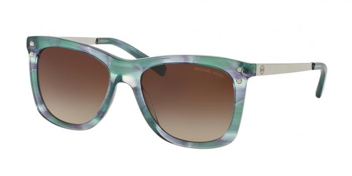 Gafas de sol Michael Kors MK2046 323848 TEAL FLORAL - BROWN BLUE GRADIENT