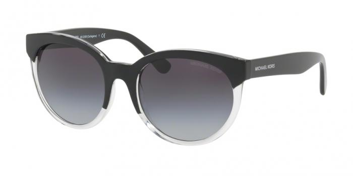 Gafas de sol Michael Kors MK2059 331411 BLACK/CLEAR CRYSTAL - GREY GRADIENT