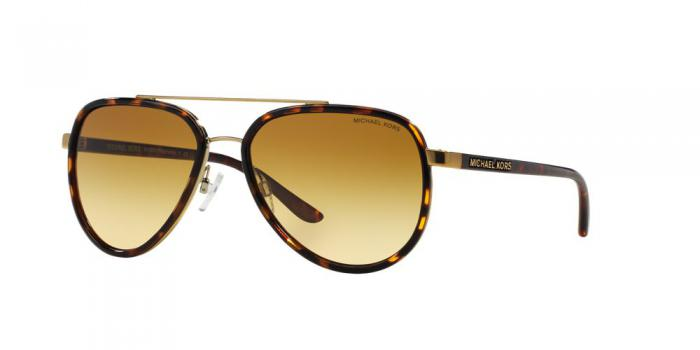 Gafas de sol Michael Kors MK5006 PLAYA NORTE 10342L TORTOISE/ GOLD - WARM BROWN
