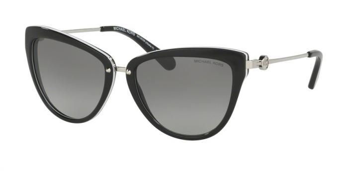 Gafas de sol Michael Kors MK6039 312911 BLACK/WHITE - GREY GRADIENT