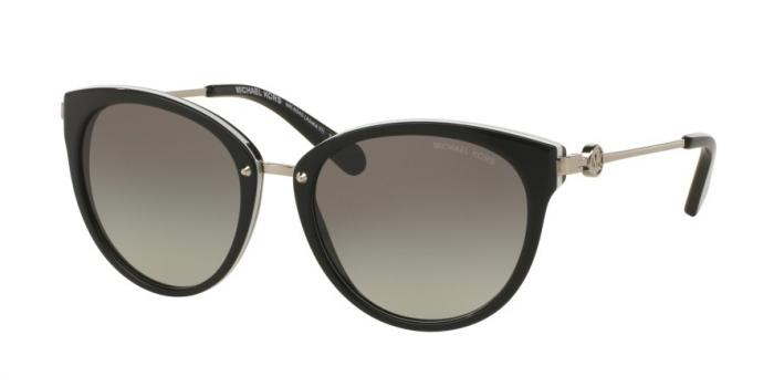Gafas de sol Michael Kors MK6040 312911 BLACK/WHITE - GREY GRADIENT
