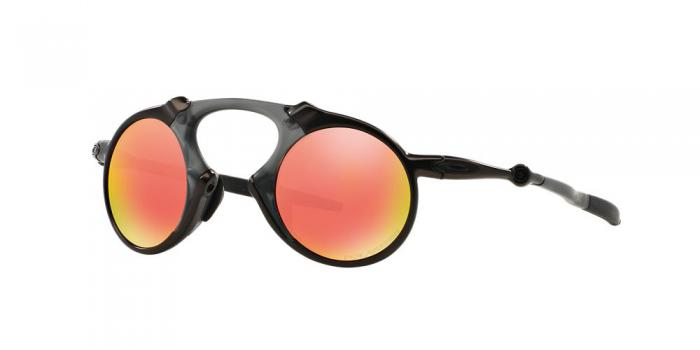 Gafas de sol Oakley OO6019 MADMAN 601904 DARK CARBON - RUBY IRIDIUM POLARIZED