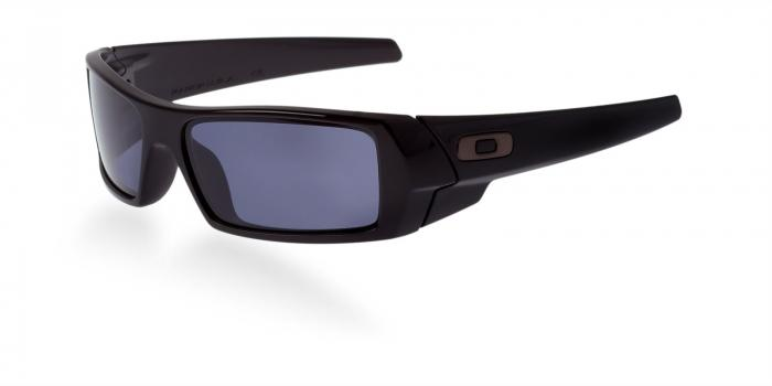 Gafas de sol Oakley GASCAN OO9014 03-471 POLISHED BLACK - GREY