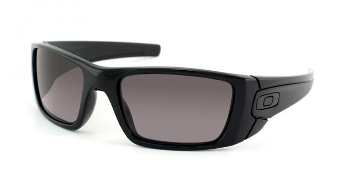 Gafas de sol Oakley OO9096 FUEL CELL 909601 POLISHED BLACK - WARM GREY