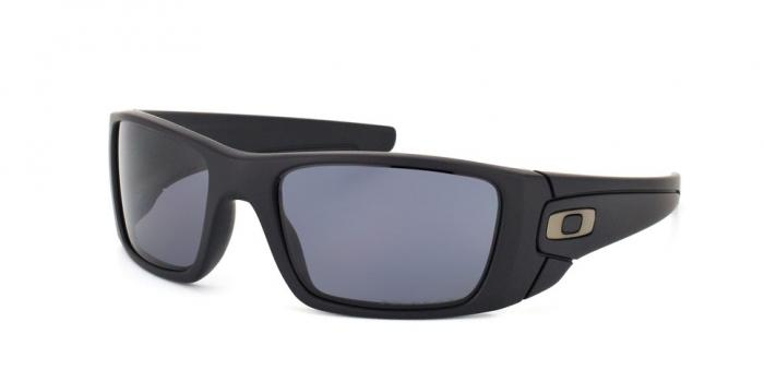 Gafas de sol Oakley OO9096 FUEL CELL 909605 MATTE BLACK - GREY POLARIZED