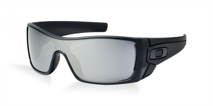 Gafas de sol Oakley BATWOLF OO9101 910135 MATTE BLACK INK - BLACK IRIDIUM POLARIZED