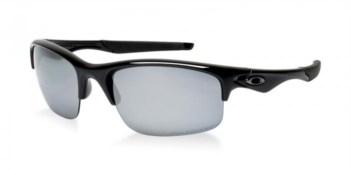 Gafas de sol Oakley BOTTLE ROCKET OO9164 916401 POLISHED BLACK - BLACK IRIDIUM POLARIZED