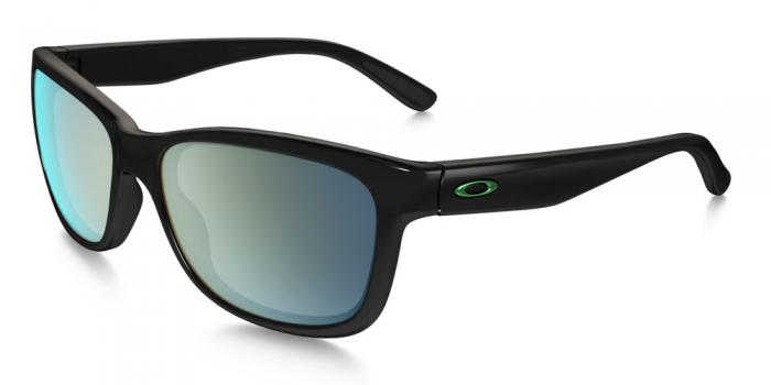 Gafas de sol Oakley OO9179 FOREHAND 917928 POLISHED BLACK - EMERALD IRIDIUM