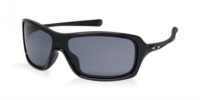 Gafas de sol Oakley OO9202 BREAK UP 920201 METALLIC BLACK - GREY
