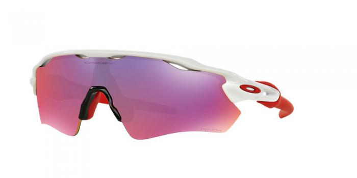 Gafas de sol Oakley OO9208 RADAR EV PATH 920805 POLISHED WHITE - PRIZM ROAD 44276eb957