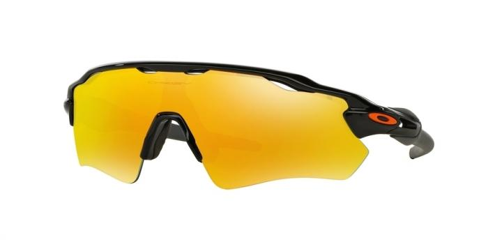 Gafas de sol Oakley OO9208 RADAR EV PATH 920819 POLISHED BLACK - FIRE  IRIDIUM 6e2b874a50