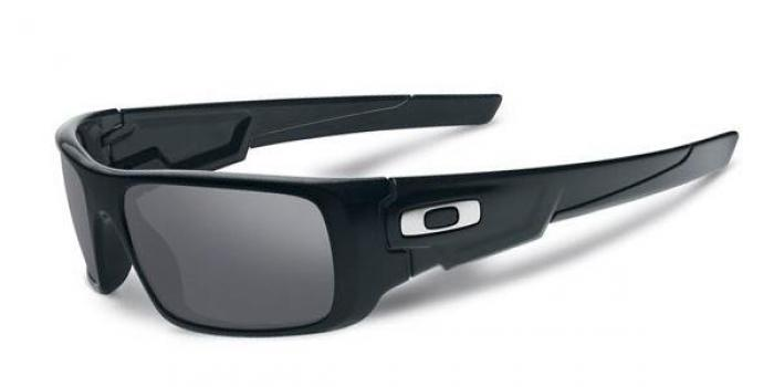 Gafas de sol Oakley OO9239 CRANKSHAFT 923901 POLISHED BLACK - BLACK IRIDIUM