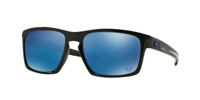 Gafas de sol Oakley OO9262 SLIVER 926228 POLISHED BLACK - ICE IRIDIUM