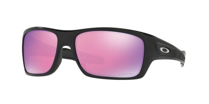 Gafas de sol Oakley OO9263 TURBINE 926330 POLISHED BLACK - PRIZM GOLF