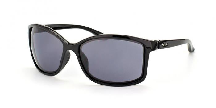 Gafas de sol Oakley OO9292 STEP UP 929202 POLISHED BLACK - GREY