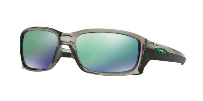 Gafas de sol Oakley OO9331 STRAIGHTLINK 933103 GREY INK - JADE IRIDIUM