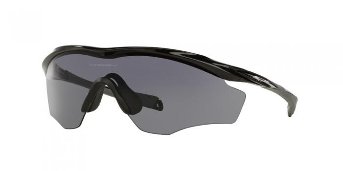 Gafas de sol Oakley M2 FRAME XL OO9343 934301 POLISHED BLACK - GREY
