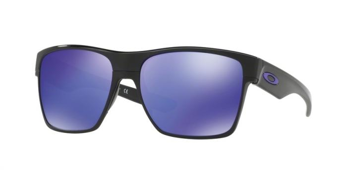 Gafas de sol Oakley OO9350 TWOFACE XL 935004 POLISHED BLACK - VIOLET IRIDIUM