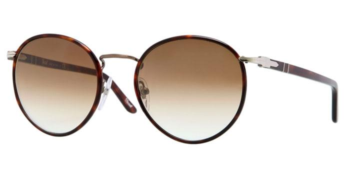 Gafas de sol Persol PO2422SJ SUPREMA 992/51 MATTE BROWN - CRYSTAL BROWN GRADIENT