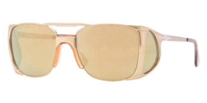 Gafas de sol Persol PO2435S 1054W4 OLD GOLD - BROWN MIRROR GOLD