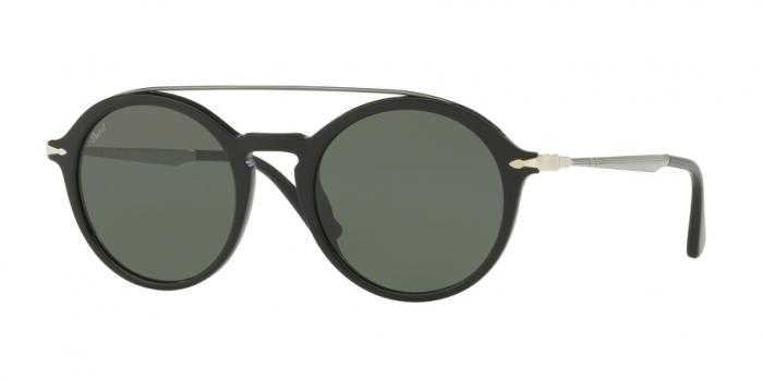 Gafas de sol Persol PO3172S 95/58 BLACK - GREEN POLARIZED