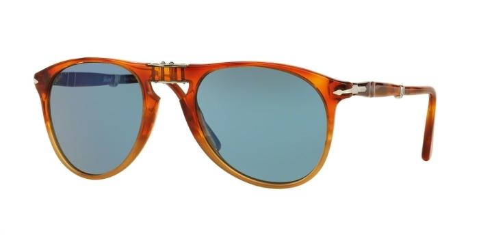 Gafas de sol Persol PO9714S FOLDING 102556 RESINA E SALE - LIGHT BLUE