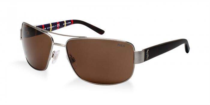 Gafas de sol Polo Ralph Lauren PH3087 915773 GUNMETAL - BROWN