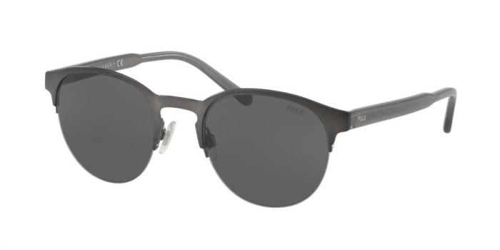 Gafas de sol Polo Ralph Lauren PH3099 918787 MATTE DARK GUNMETAL - GREY